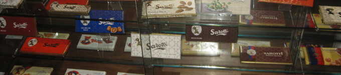 巧克力与芥末